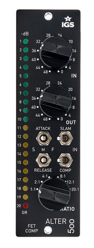 IGS Audio Alter 500 קומפרסור