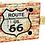 סיגר בוקס 3 מיתרים Route 66
