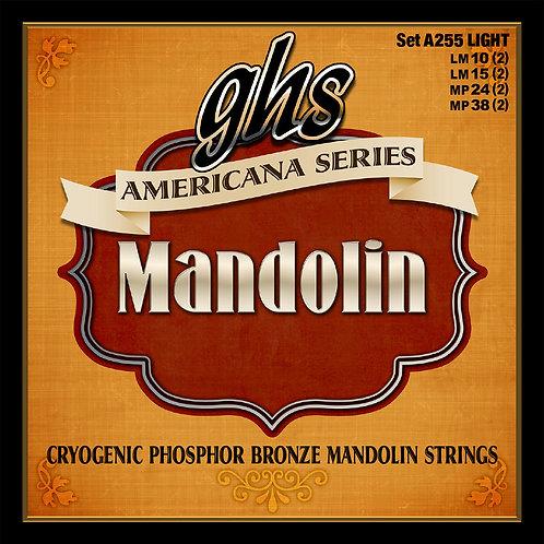 GHS Americana סט מיתרים למנדולינה