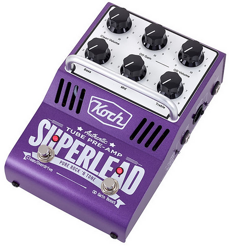 Koch Amps Superlead פרה אמפ לגיטרה