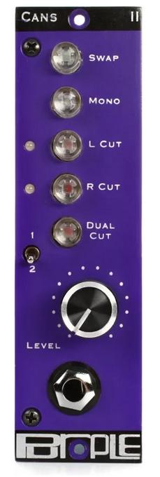 Purple Audio Cans מגבר אוזניות