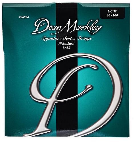 Dean Markley Signature Series מיתרים לגיטרה באס