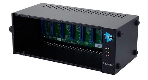 API Audio 500-8P Lunchbox קופסת לשמונה מכשירים