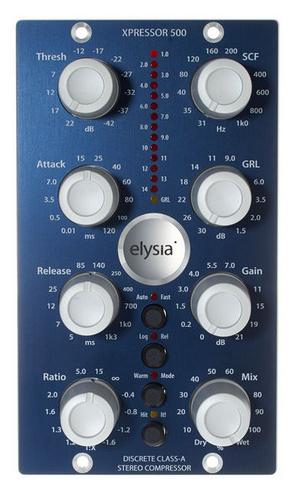 Elysia Xpressor 500 קומפרסור