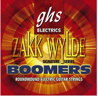 GHS GBZW Zakk Wylde סט מיתרים לגיטרה חשמלית