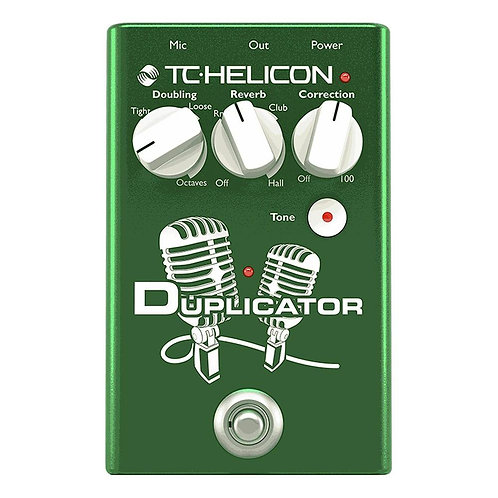 פדאל לשירה TC-Helicon Duplicator