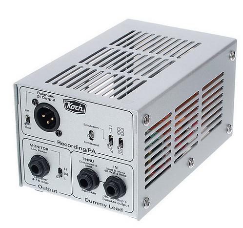 Koch Amps Dummybox Studio/PA מנחת