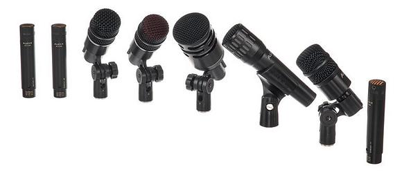 Audix DP8 Elite סט מיקרופונים לתופים
