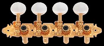 Golden Gate M-123 מפתחות למנדולינה זהב פנינה