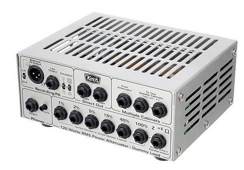 Koch Amps LB120-II/8 מנחת