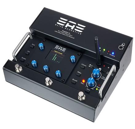 Elite Acoustics Stompmix מיקסר ל-6 כלים אקטוסטיים