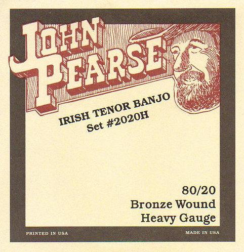 John Pearse מיתרים לבנג'ו טנור אירי