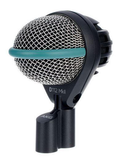 AKG D 112 MKII מיקרופון לקיק