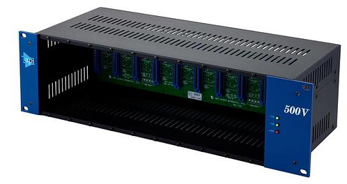 API Audio 500VPR קופסת לעשרה מכשירים