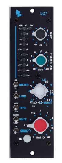 API Audio 527 Compressor Limiter