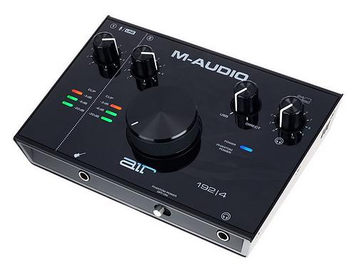 M-Audio AIR 192|4 ממשק הקלטה