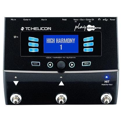 מולטי-אפקט לשירה TC-Helicon Play Acoustic