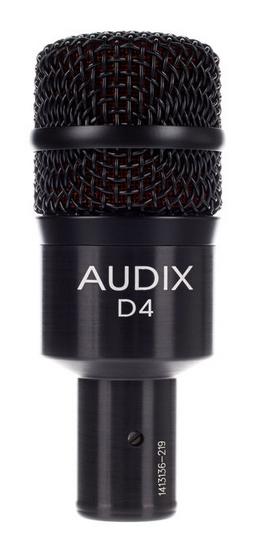 Audix D4 מיקרופון