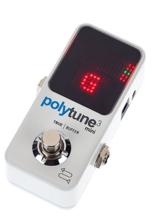 tc electronic Polytune 3 Mini פדאל טיונר