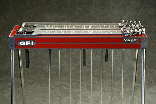 GFI D-10 E Expo פדאל סטיל כפול