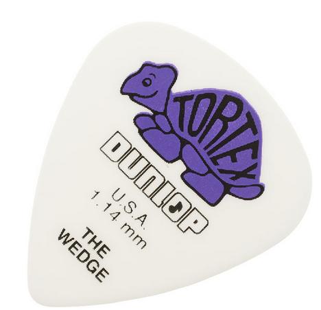 Dunlop Tortex Wedge 1.14 מפרט