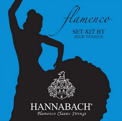 Hannabach 827HT מיתרים לגיטרה פלמנקו