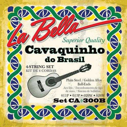 La Bella מיתרים לקאבקינו ברזילאי
