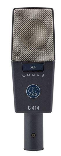 AKG C414 XLS  מיקרופון