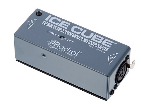 Radial Engineering IC-1 IceCube מסנן