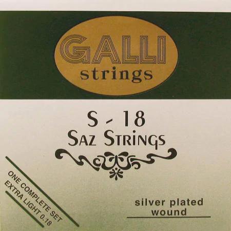 Galli Strings מיתרים לסאז