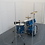 Clearsonic A2466 לוחות אקוסטים לתופים