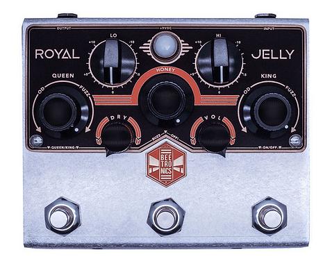 Beetronics Royal Jelly פדאל פאז/אוברדרייב