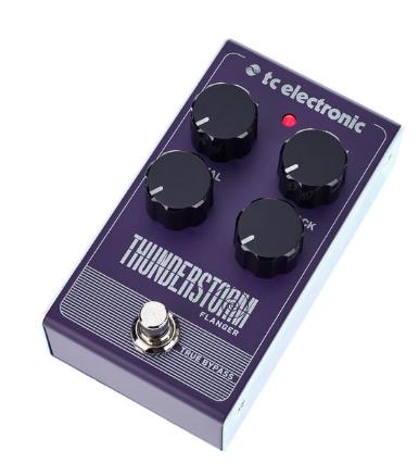 tc electronic Thunderstorm פדאל פלנג'ר