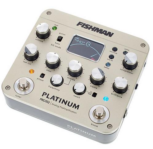 Fishman Platinum Pro EQ פרה אמפ אקוסטי