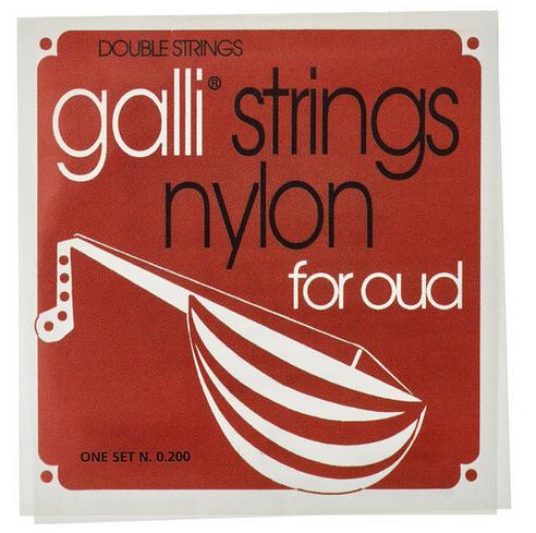 Galli Strings O200 מיתרים לעוד ערבי