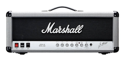 Marshall 2550 50W Silver Jubilee קיט מנורות למגבר