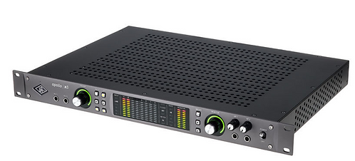 Universal Audio Apollo x8 ממשק הקלטה