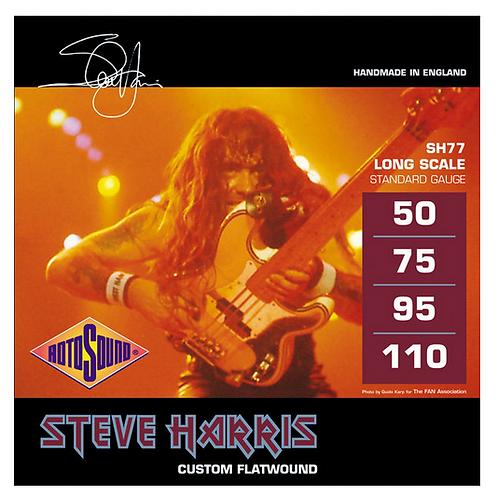 Rotosound Steve Harris SH77 מיתרים לגיטרה באס