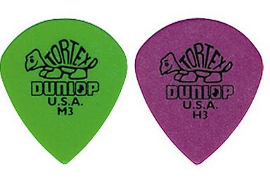 Dunlop Tortex Jazz מפרט