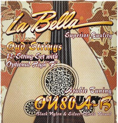 La Bella OU80A-B מיתרים לעוד ערבי