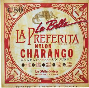 La Bella C80 מיתרים לצ'רנגו