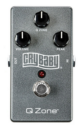 Dunlop Cry Baby Q Zone פדאל ווא פאסיבי