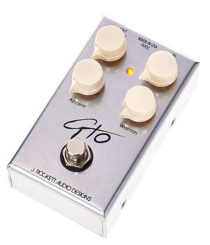 J. Rockett Audio Designs GTO פדאל אוברדרייב