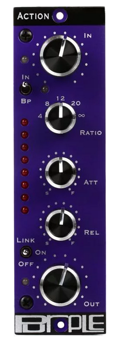 Purple Audio Action קומפרסור