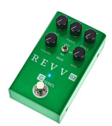 Revv G2 Crunch/Overdrive