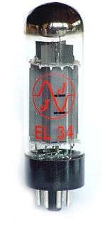 JJ EL34 מנורת