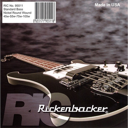 Rickenbacker מיתרים לגיטרה באס