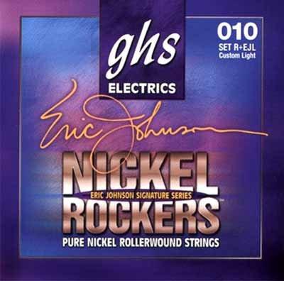 GHS R+EJM Eric Johnson סט מיתרים לגיטרה חשמלית