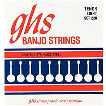GHS 230 מיתרים לבנג'ו טנור