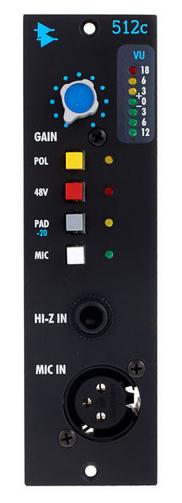 API Audio 512c פרהאמפ